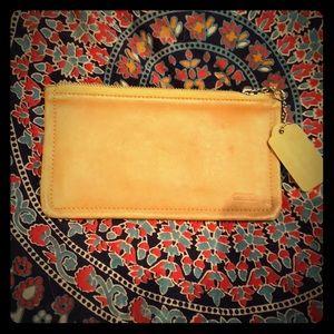 Authentic Vintage Coach wallet pouch